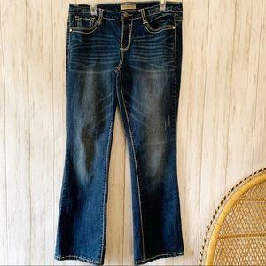 Nine West Vintage America Denim Jeans BB53